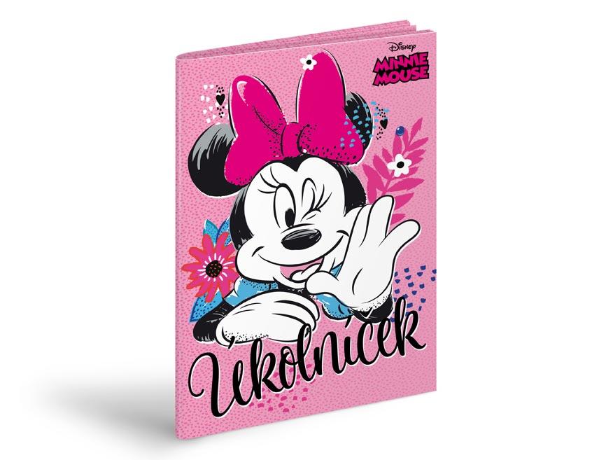 Úkolníček MFP A6 Disney (Minnie)