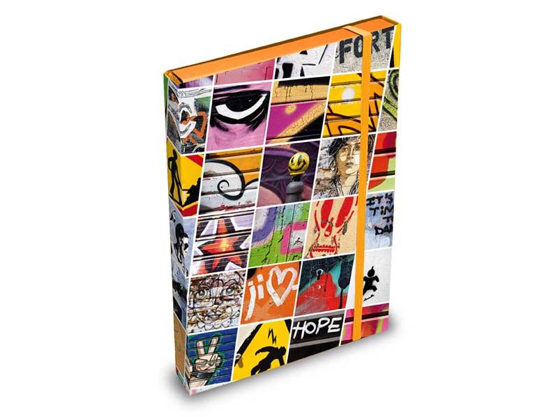 Desky na sešity MFP S-box A5 Teen 051