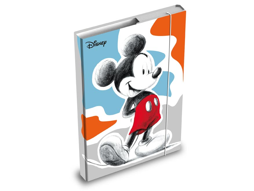 MFP 8020820 desky na sešity box A5 Disney (Mickey)