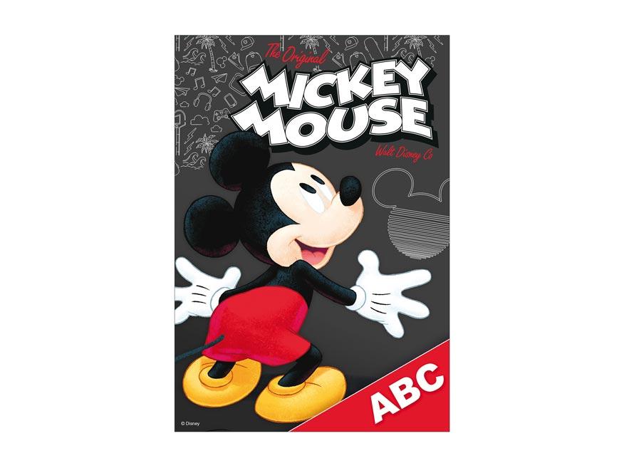 Desky na ABC MFP Disney (Mickey)