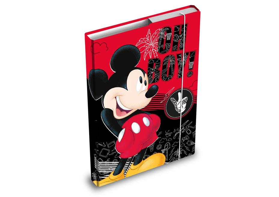MFP 8020839 desky na sešity box A4 Disney (Mickey)