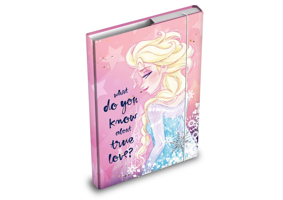 MFP 8020873 desky na sešity box A4 Disney (Frozen)
