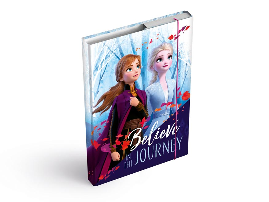MFP 8020905 desky na sešity box A5 Disney (Frozen)