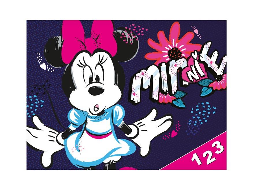Levně MFP 8020917 Desky na číslice Disney (Minnie)