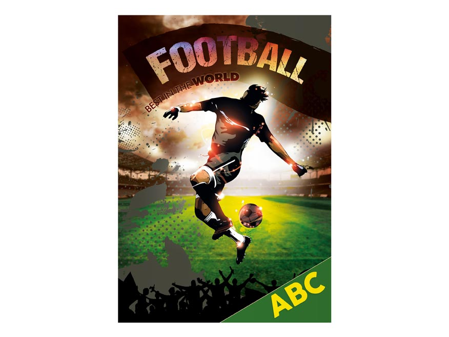 Desky na ABC MFP Fotbal