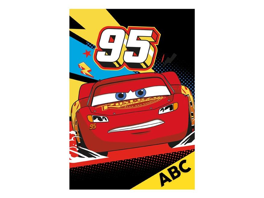 Desky na ABC MFP Disney (Cars)