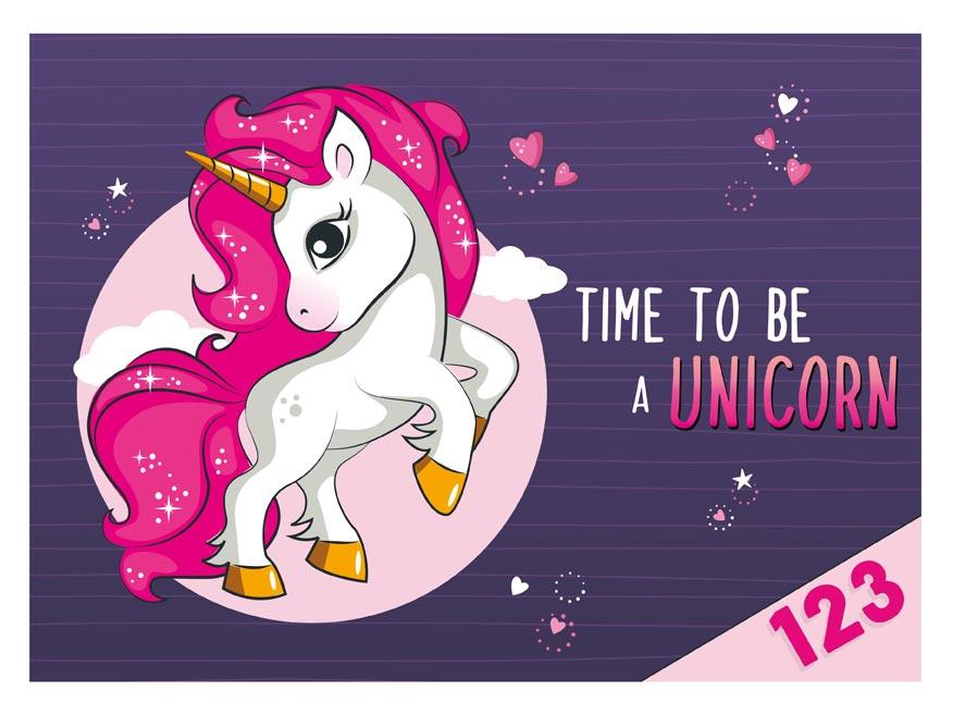 Desky na číslice MFP Unicorn