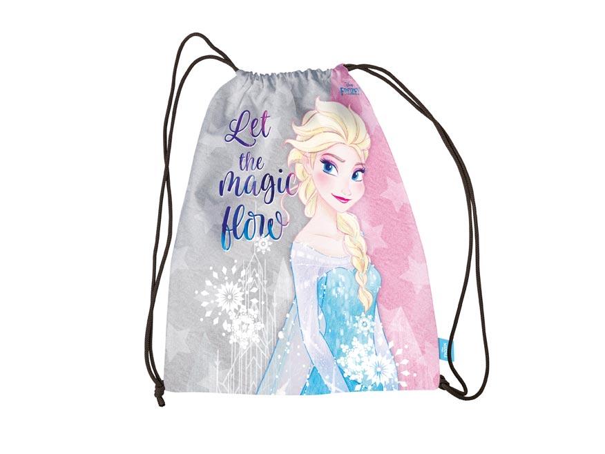 Sáček na přezůvky Disney Frozen 30x39cm