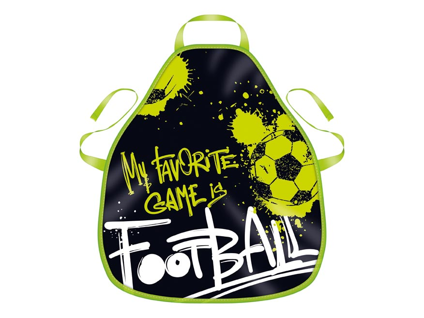 Zástěra Fotbal