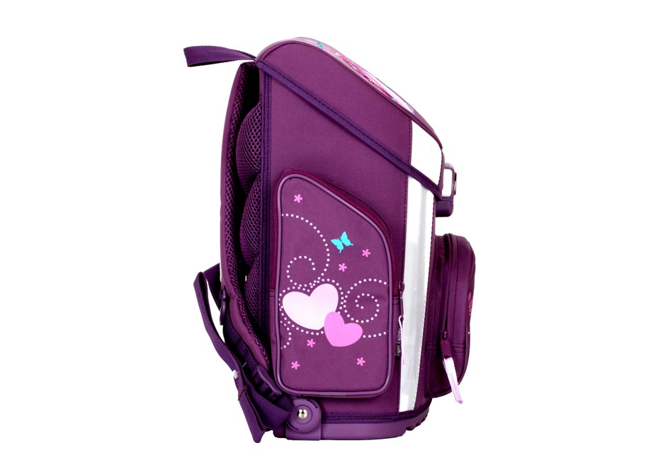 Batoh školní Noble Violet  5636eb0ad1