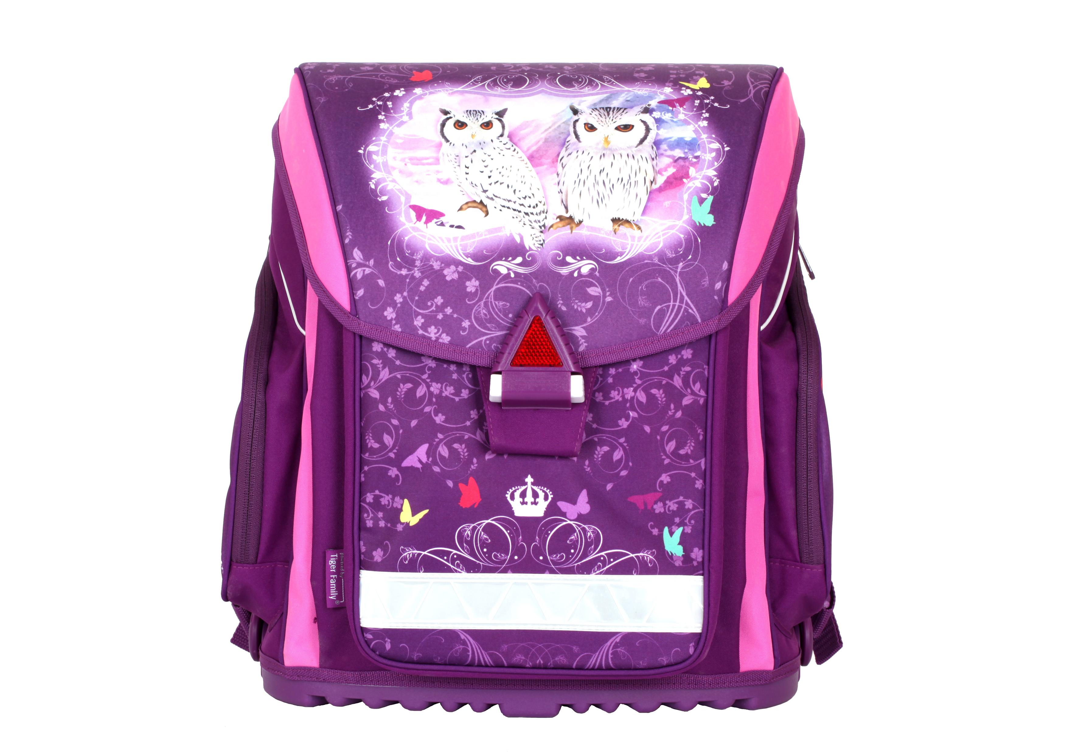 Batoh školní Elite Violet  ced511d604