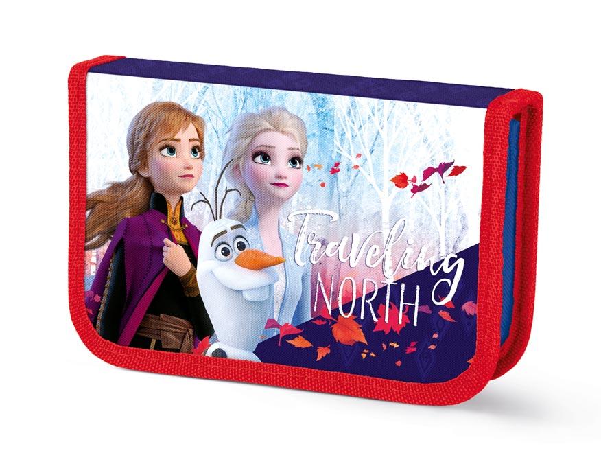 Penál 1P nevybavený Frozen 2 chl.