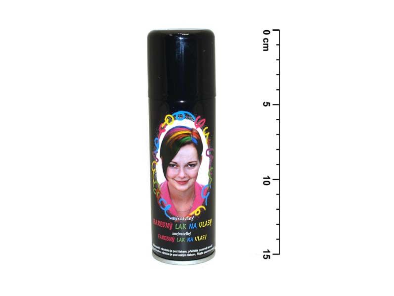 Spray na vlasy 141 černý