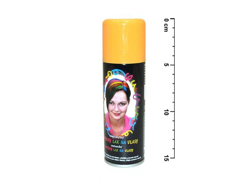 Spray na vlasy 141 neon oranžový