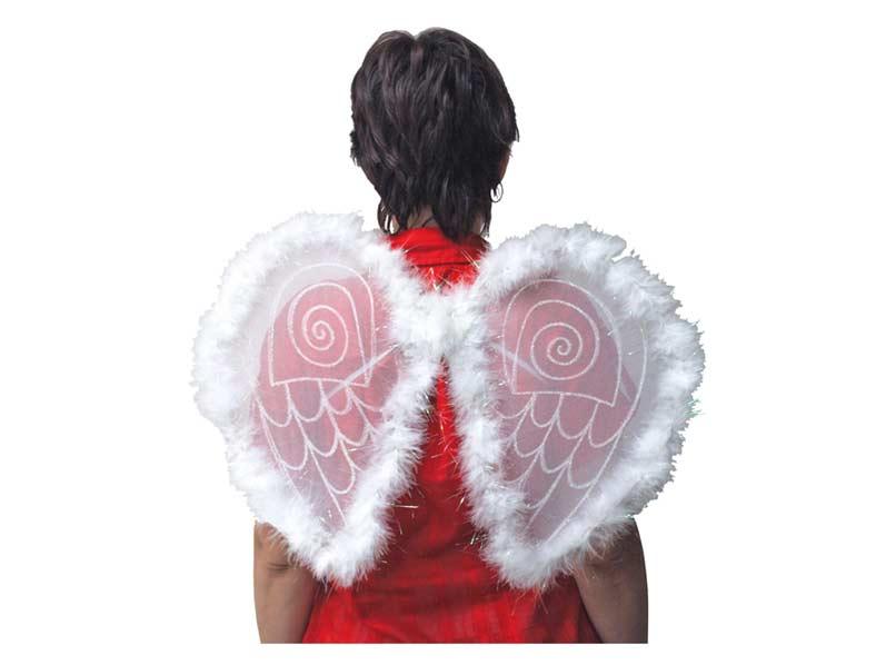Křídla andělská OR032 39cm