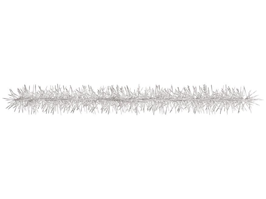 Řetěz vánoční 2m stříbrný 1092