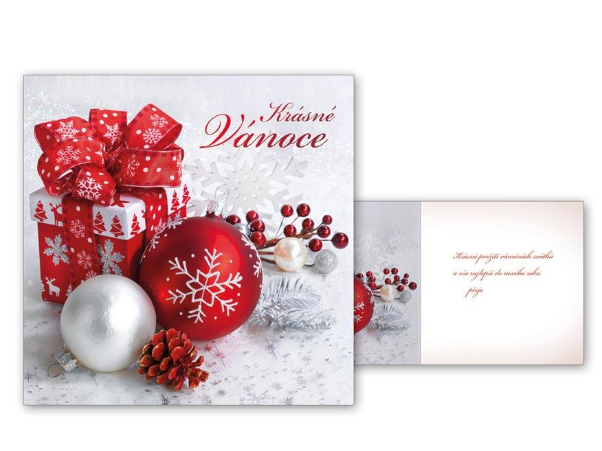 Přání Vánoční V24-378 H