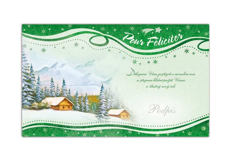 Přání novoroční, PF V24-239 K