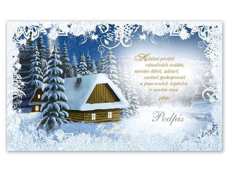 Přání novoroční, PF V24-295 K