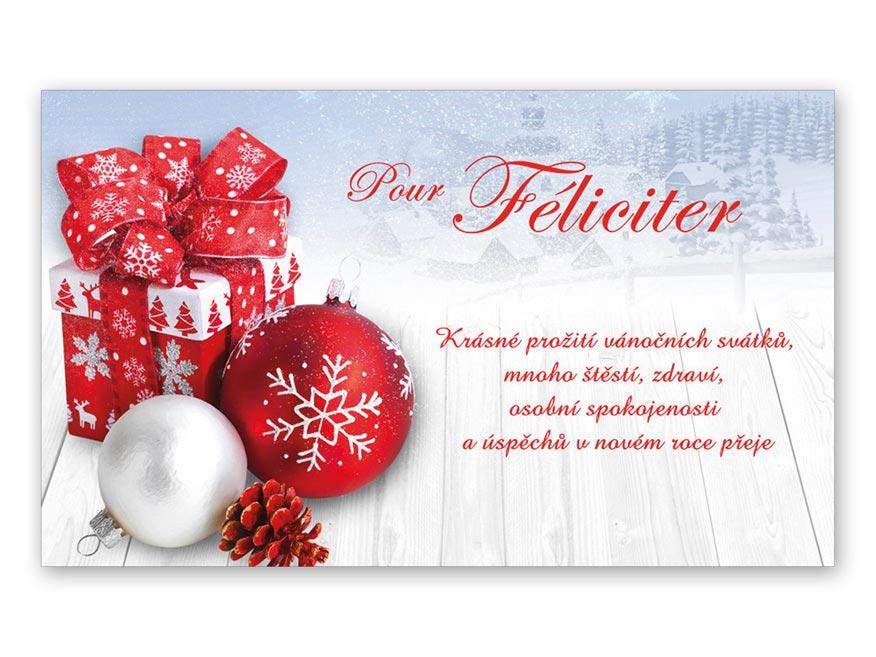 Přání novoroční, PF V24-377 K