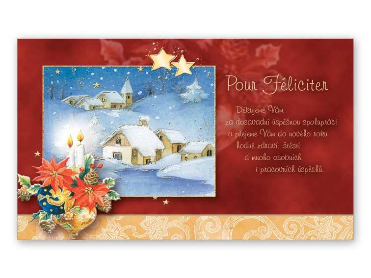 Přání novoroční, PF V24-176 O