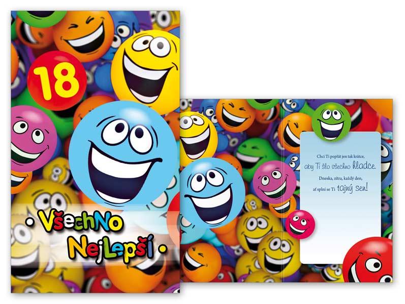 přání k osmnáctým narozeninám Osmnáctým Narozeninám   MuzicaDL přání k osmnáctým narozeninám