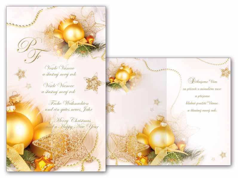 Přání novoroční, PF V24-337 T