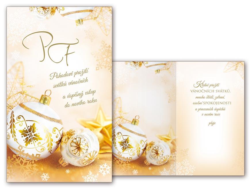 Přání novoroční, PF V24-347 T