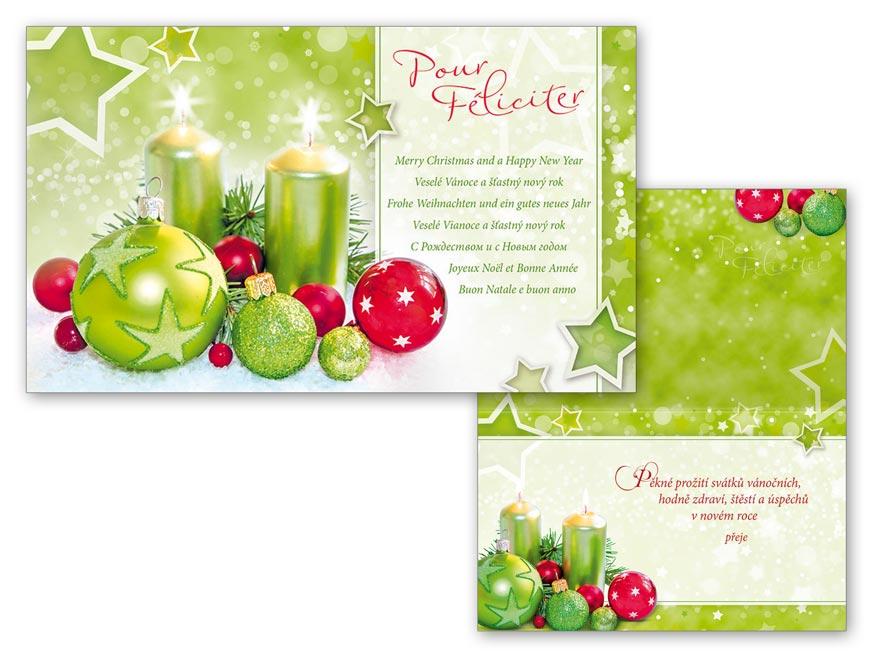 Přání novoroční, PF V24-353 T