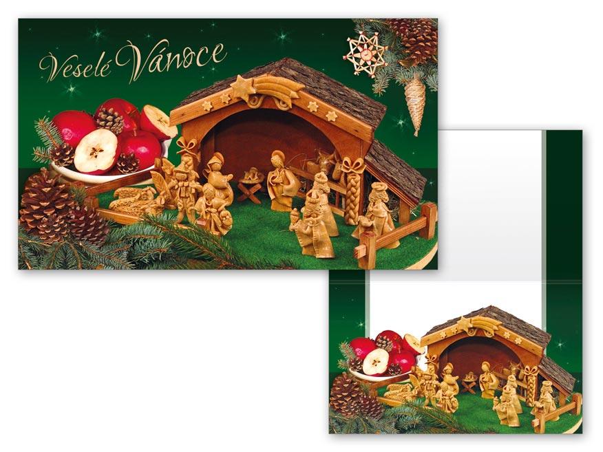 Přání Vánoční V24-367 T