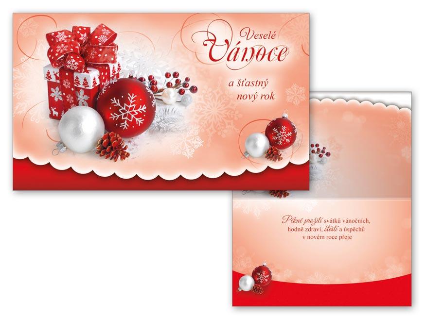 Přání Vánoční V24-368 T