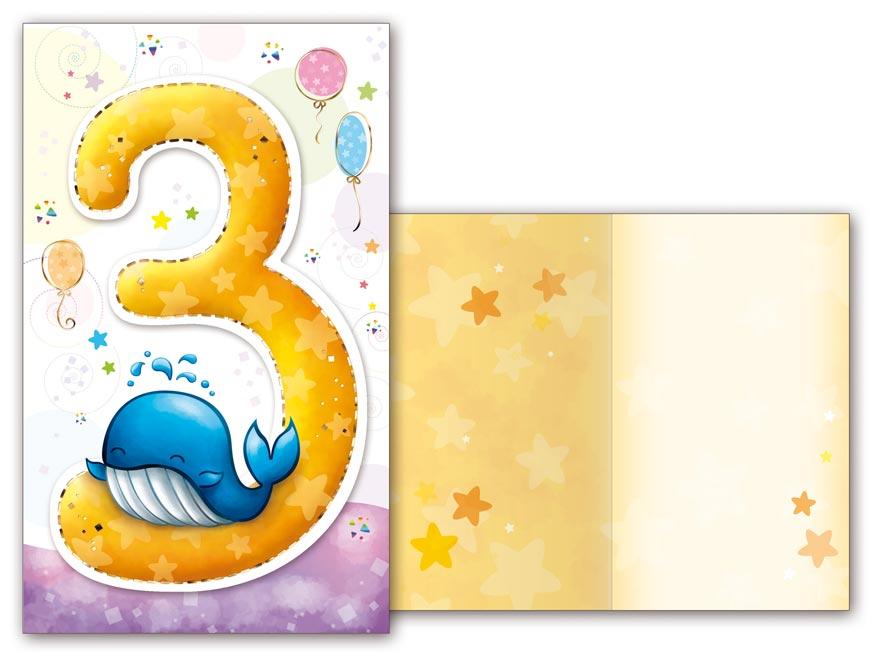 Přání k narozeninám 03 M33-093 T