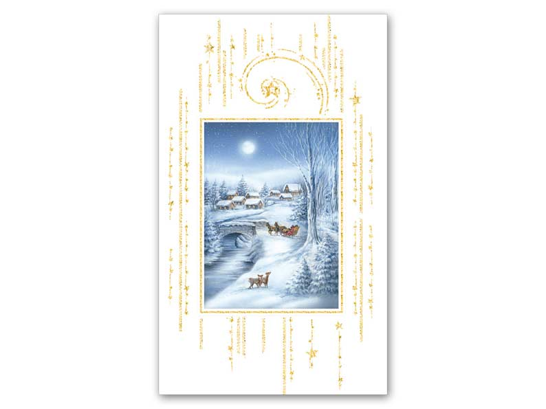 Přání novoroční, PF V24-148 T