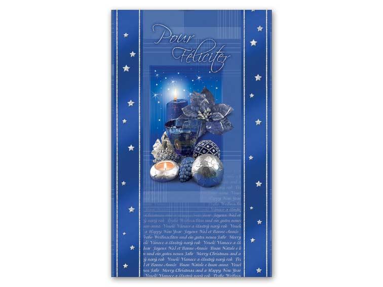 Přání novoroční, PF V24-167 T