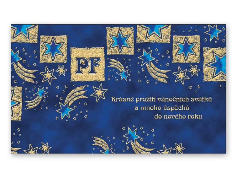 Přání novoroční, PF V24-172 T