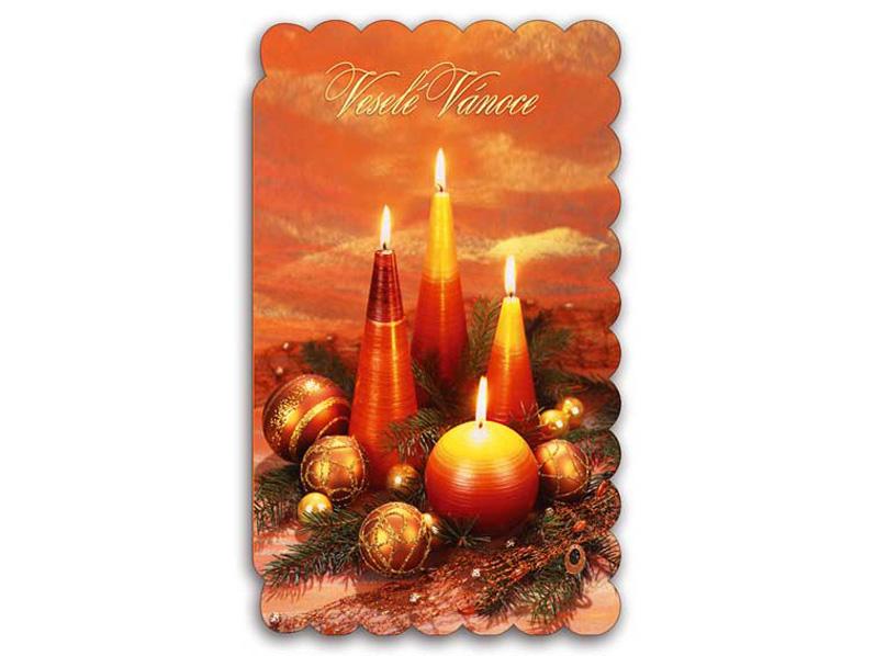 Přání Vánoční V24-230 T