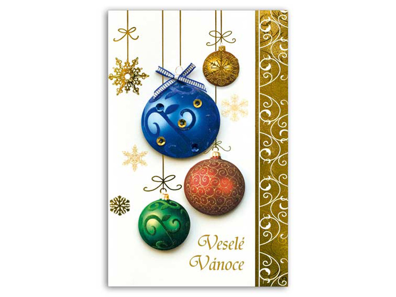 Přání Vánoční CN-051-ADA420105
