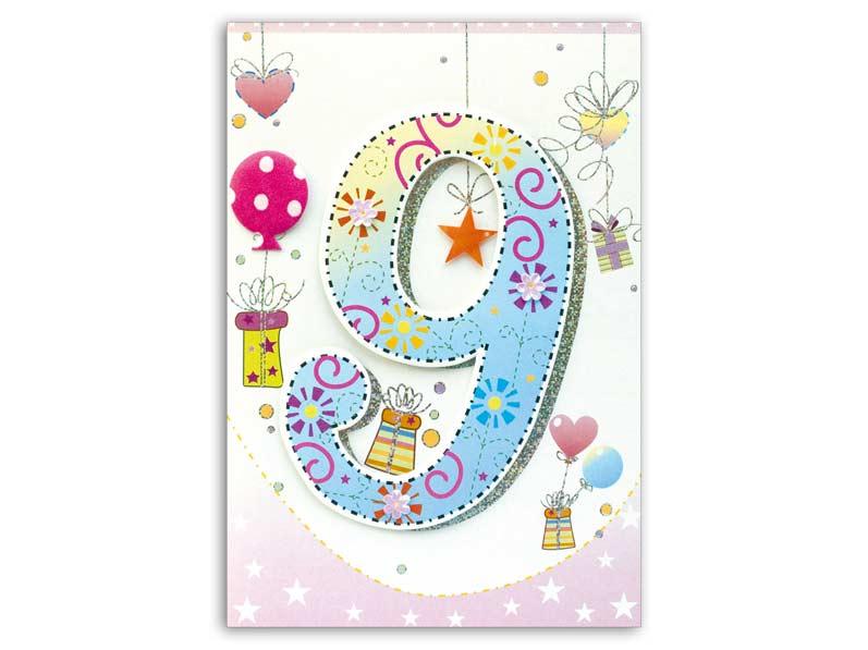 MFP přání k narozeninám 09 CN-064-ALA010827