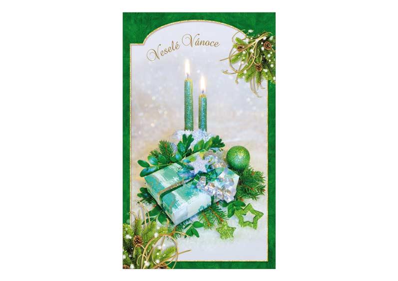 Přání Vánoční malé V23-069 Z
