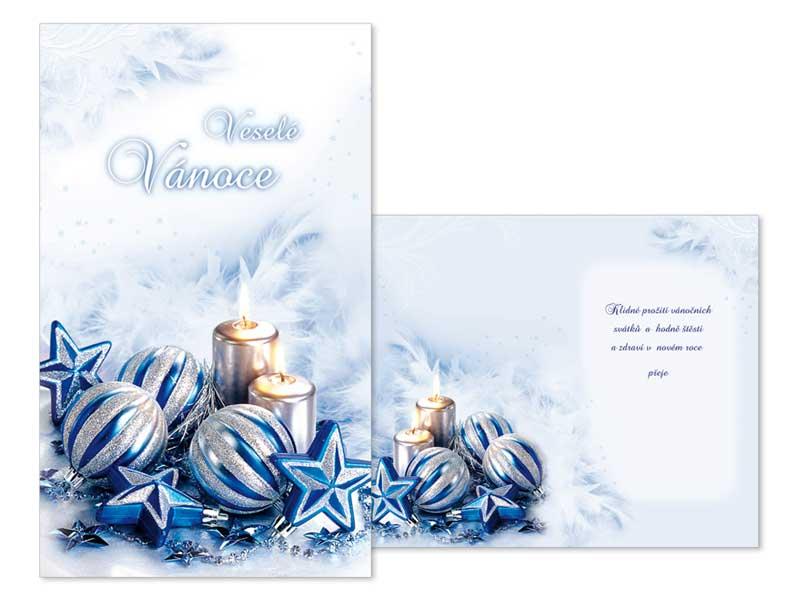 Přání Vánoční malé V23-071 Z