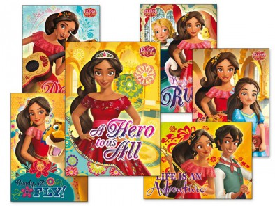 Pohlednice sr Y021 F Disney (Elena of Avalor) UV