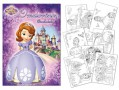 Omalovánky MFP A4 Disney (Sofia the First)